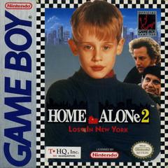 Home Alone 2 Lost In New York - GameBoy