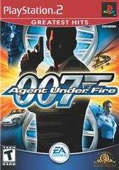 007 Agent Under Fire [Greatest Hits] - Playstation 2
