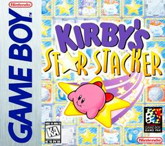 Kirby's Star Stacker - GameBoy