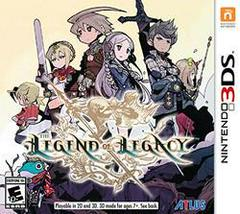 Legend of Legacy - Nintendo 3DS