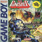 The Punisher - GameBoy