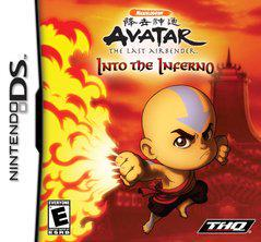 Avatar the Last Airbender Into the Inferno - Nintendo DS