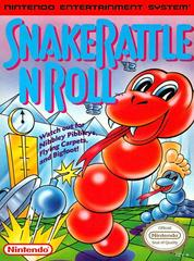Snake Rattle n Roll - NES