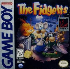 The Fidgetts - GameBoy