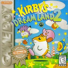 Kirby's Dream Land 2 [Player's Choice] - GameBoy