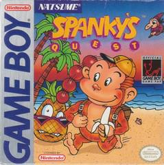 Spanky's Quest - GameBoy