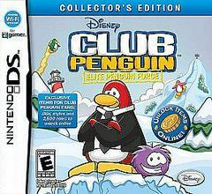 Club Penguin: Elite Penguin Force [Collector's Edition] - Nintendo DS