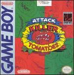 Attack of the Killer Tomatoes - GameBoy