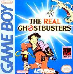 Real Ghostbusters - GameBoy