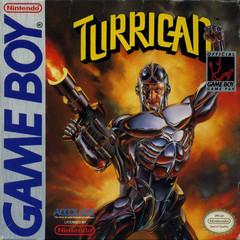 Turrican - GameBoy
