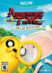 Adventure Time: Finn and Jake Investigations - Wii U