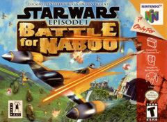 Star Wars Battle for Naboo - Nintendo 64