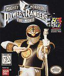 Mighty Morphin Power Rangers: The Movie - GameBoy