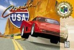 Cruis'n USA [Player's Choice] - Nintendo 64