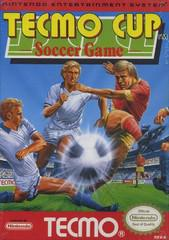 Tecmo Cup Soccer - NES