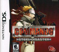 Commando: Steel Disaster - Nintendo DS