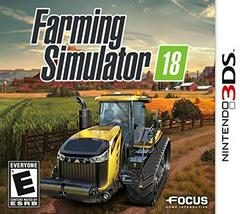 Farming Simulator 18 - Nintendo 3DS