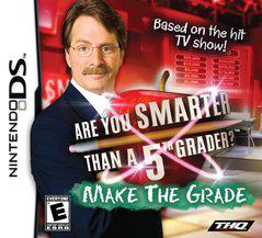 Are You Smarter Than A 5th Grader? Make the Grade - Nintendo DS