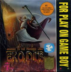 Exodus: Journey to the Promised Land - GameBoy