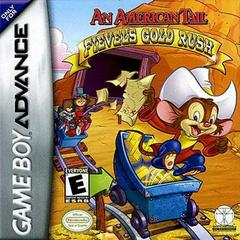 An American Tail Fievel's Gold Rush - GameBoy Advance