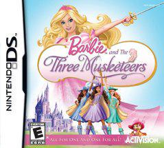 Barbie and the Three Musketeers - Nintendo DS