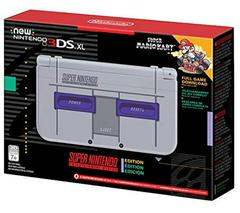 New Nintendo 3DS XL Super NES - Nintendo 3DS