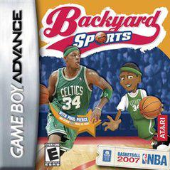 Backyard Basketball 2007 - GameBoy Advance