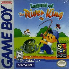 Legend of the River King - GameBoy