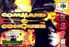 Command and Conquer - Nintendo 64