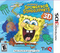 SpongeBob SquigglePants uDraw - Nintendo 3DS