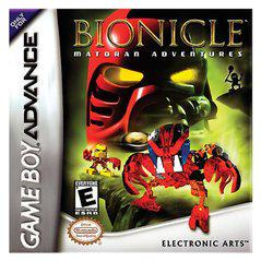 Bionicle Matoran Adventures - GameBoy Advance