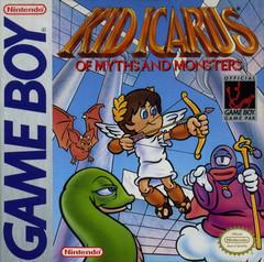 Kid Icarus Of Myths and Monsters - GameBoy