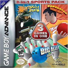 3-in-1 Sports Pack - GameBoy Advance