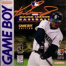 Ken Griffey Jr Presents Major League Baseball - GameBoy