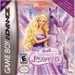 Barbie and the Magic of Pegasus - GameBoy Advance