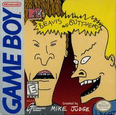 Beavis and Butthead - GameBoy