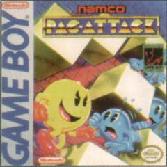 Pac-Attack - GameBoy