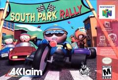 South Park Rally - Nintendo 64