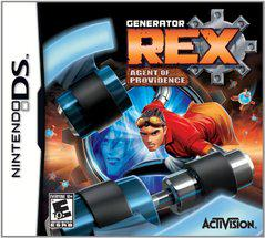 Generator Rex: Agent of Providence - Nintendo DS