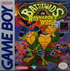 Battletoads in Ragnarok's World - GameBoy