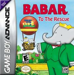 Babar: To the Rescue - GameBoy Advance
