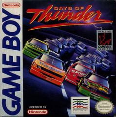 Days of Thunder - GameBoy