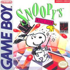 Snoopy Magic Show - GameBoy