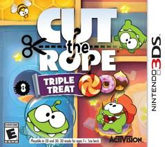 Cut the Rope: Triple Treat - Nintendo 3DS