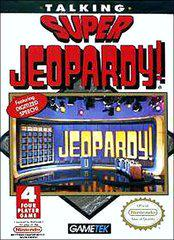 Talking Super Jeopardy - NES