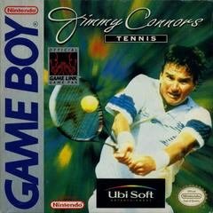 Jimmy Connors Tennis - GameBoy