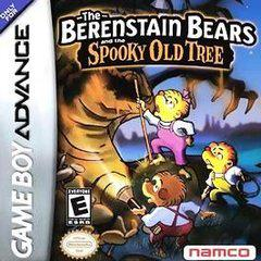 Berenstain Bears and the Spooky Old Tree - GameBoy Advance