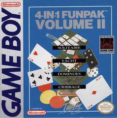 4 in 1 Funpak Volume II - GameBoy