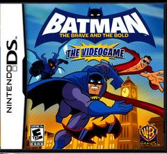 Batman: The Brave and the Bold - Nintendo DS