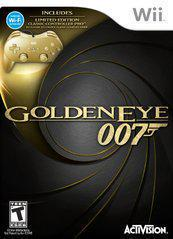 007 GoldenEye with Gold Controller - Wii